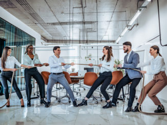 Avoiding (and resolving) conflict with colleagues