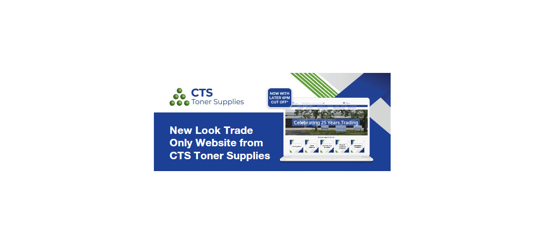 CTS new website