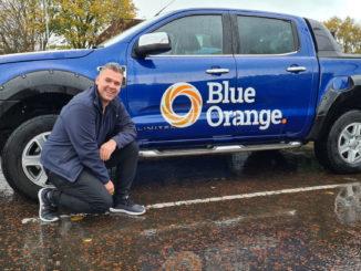 Blue Orange on the road to further success