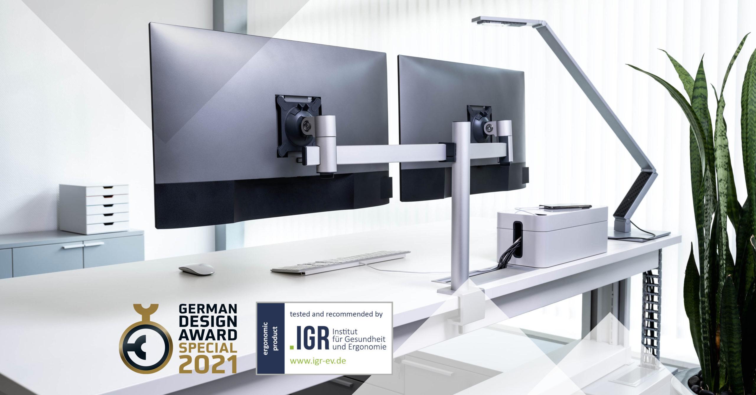 Monitor Mount IGR & German Design Award