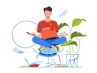Mindful crafts to help you unwind