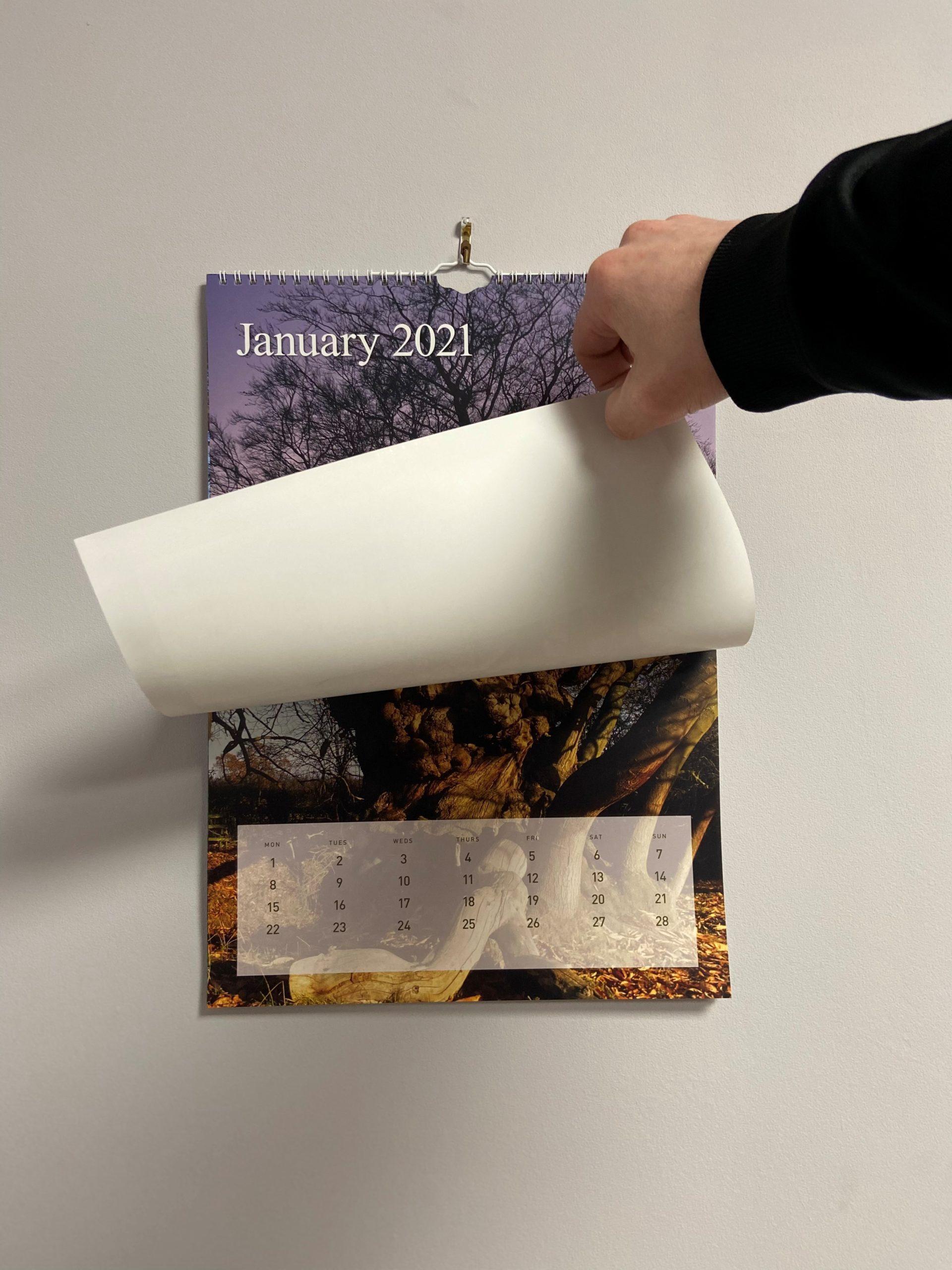 Trees Calendar