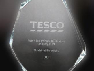 Boston firm wins Tesco non-food sustainability award