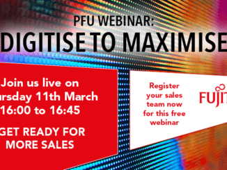 PFU webinar: digitise to maximise