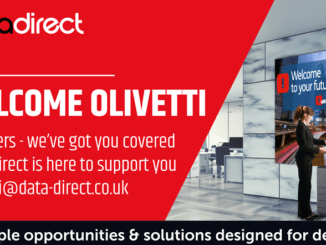 Data Direct welcomes Olivetti