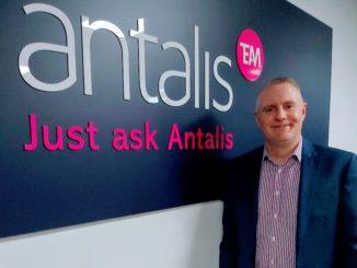 Antalis UK management changes
