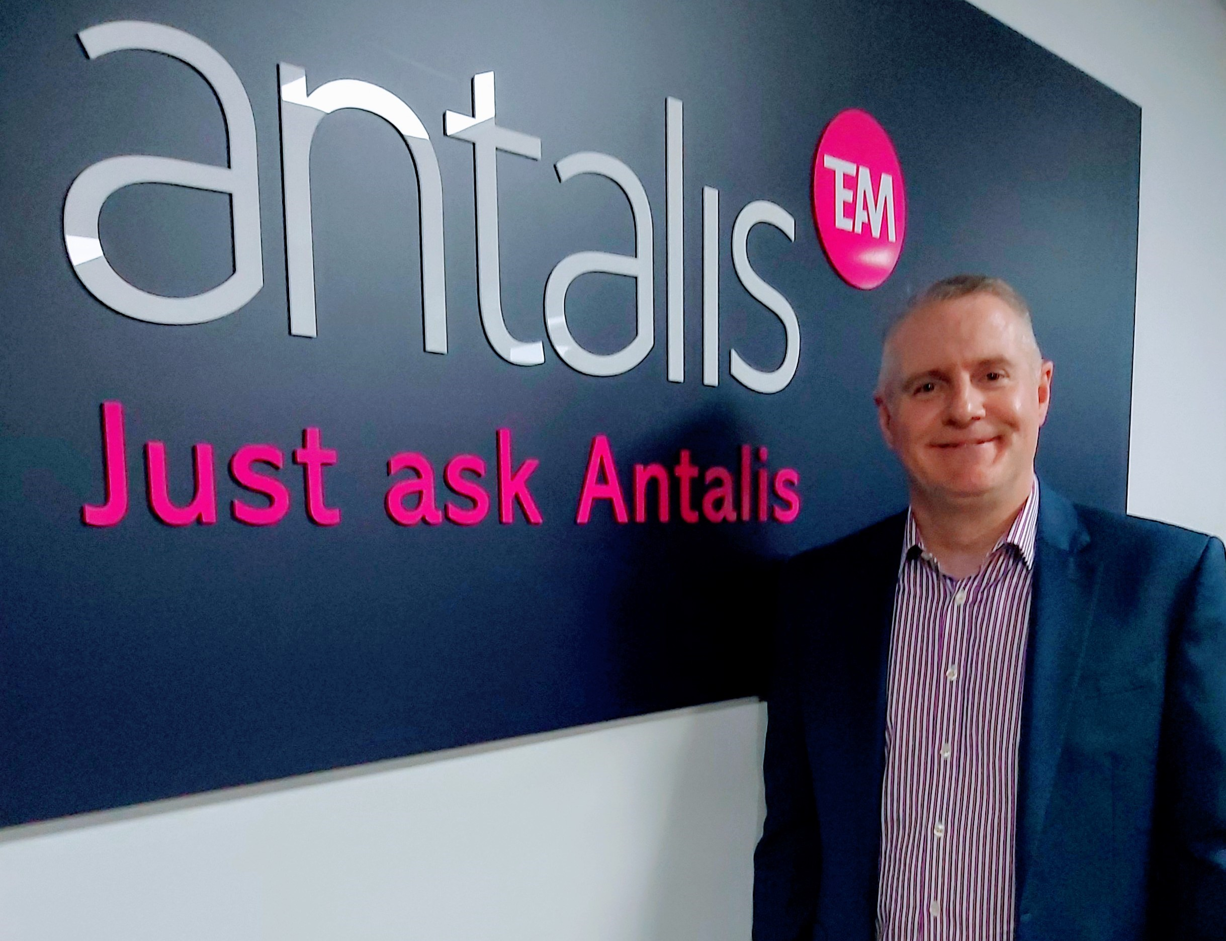Simon Fisher Antalis Commercial Director 2