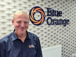 Blue Orange in cybersecurity boost