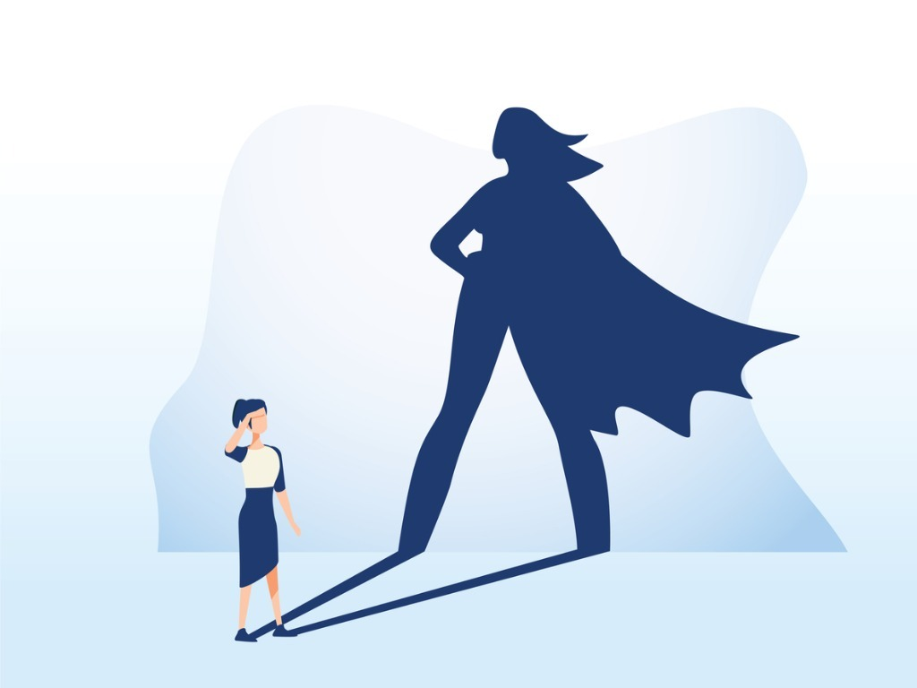 businesswoman-with-superhero-shadow-vector-concept-business-symbol-of-vector-id1053519052