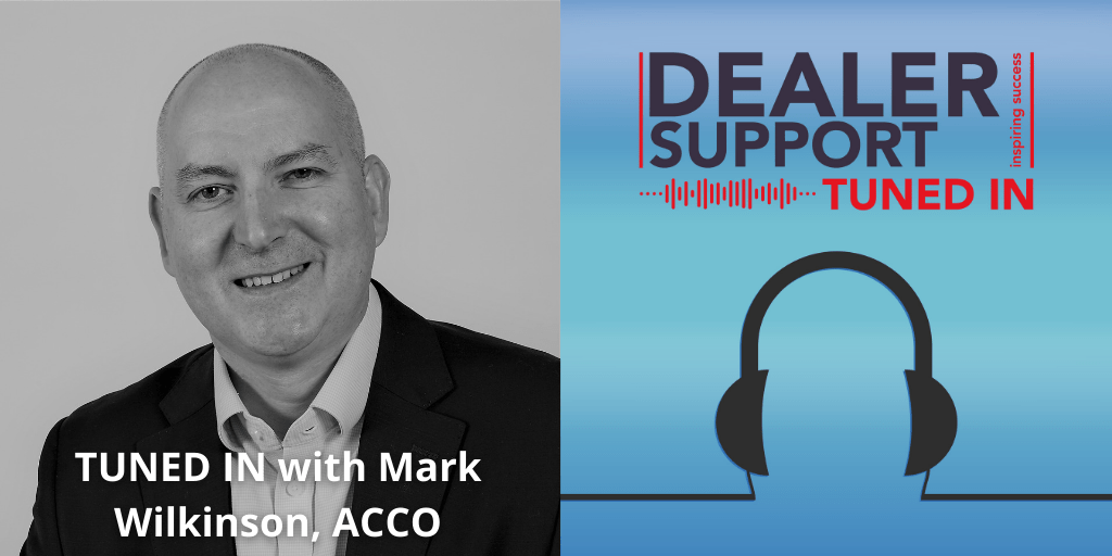 Tuned in with mark Wilkinson acco