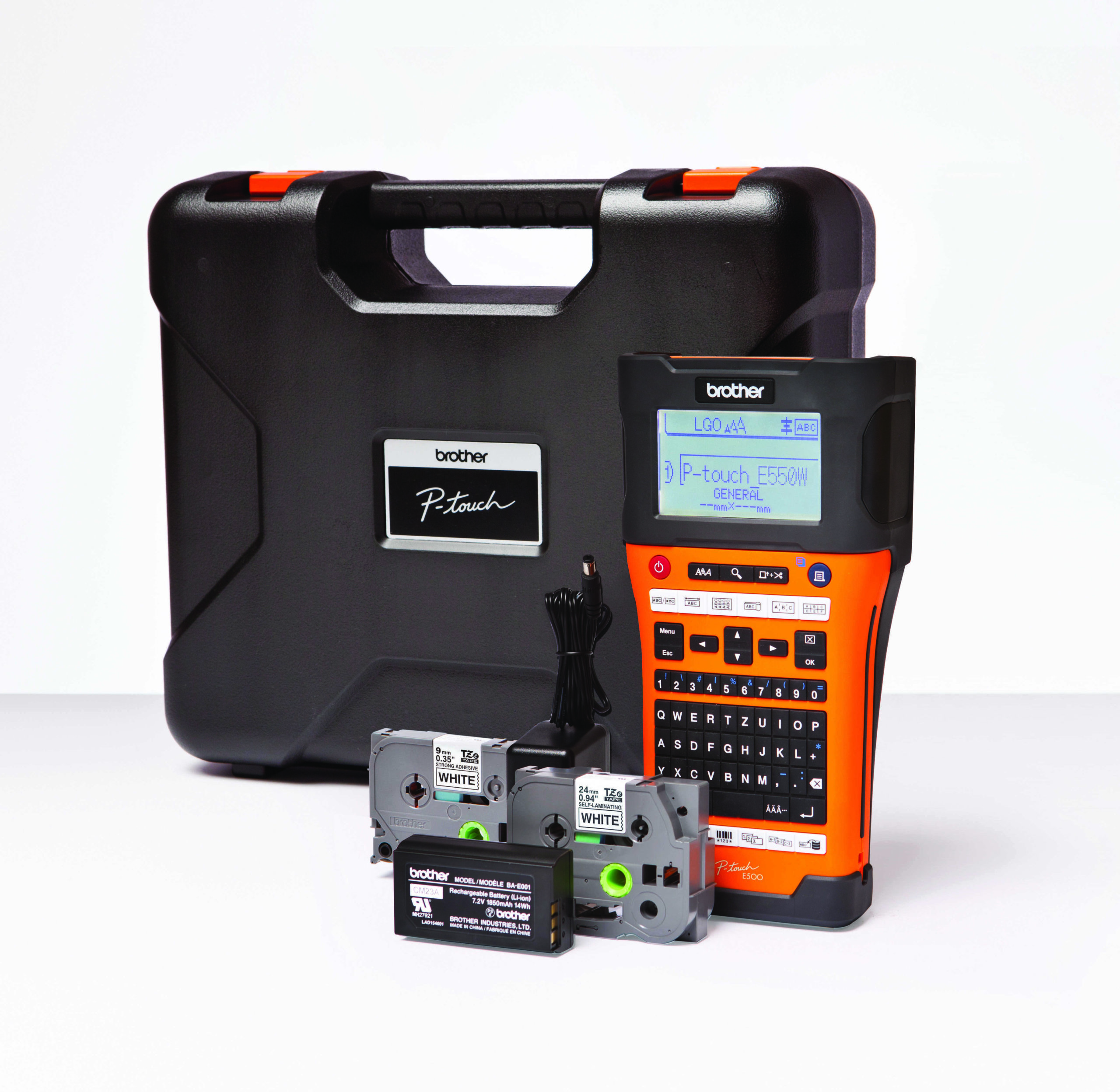 PT E550WNIVP Kit