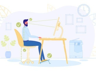 Ergonomic furniture – a must for long-term homeworkers
