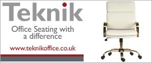 Teknik Office Supplies ad