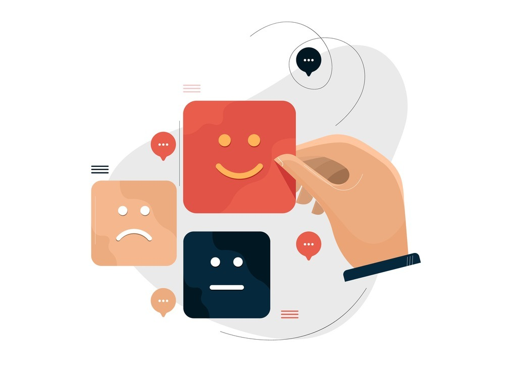 research-and-collecting-customers-feedback-vector-id1270054214