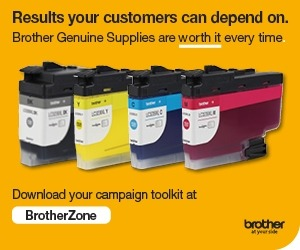Results your customers can depend on. Brother Genuine Supplies are worth it every time. Download your campaign toolkit at BrotherZone