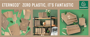Zero Plastic, it's fantastic - Exaclair Eterneco