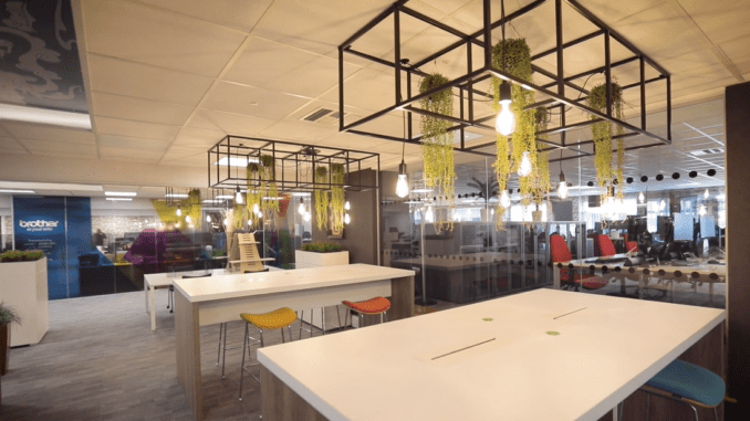 Brother UK adopts hybrid working after HQ redesign
