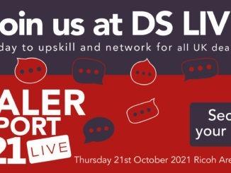 Dealer Support LIVE 2021 - we're back!